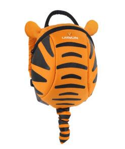 LittleLife gyermek hátizsákok tigris