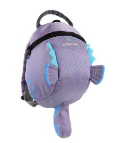 LittleLife gyermek hátizsákok csikóhal