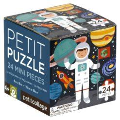 Petit Collage 24 darabos mini puzzle