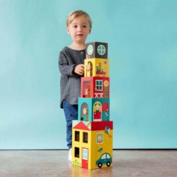 Petit Collage környezettudatos játékok
